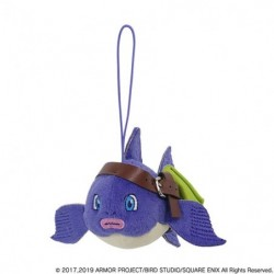 Plush Dragon Quest XI Mascot Hero Fish japan plush