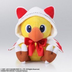 Peluche Chocobo's mysterious dungeon Everybody! Mage Blanc japan plush