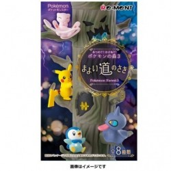 Figure Pokemon Forest 3 japan plush