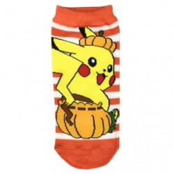 Socks Pikachu Pumpkins japan plush