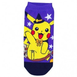 Socks Pikachu Witch japan plush