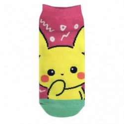 Socks Pikachu Girly japan plush
