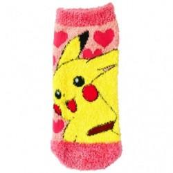 Chaussettes Pikachu Coeur japan plush