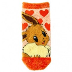 Chaussettes Evoli Coeur japan plush
