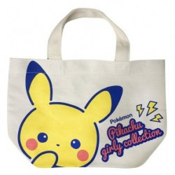 Bag Girly Pikachu japan plush
