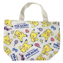 Bag Many Girly Pikachu japan plush