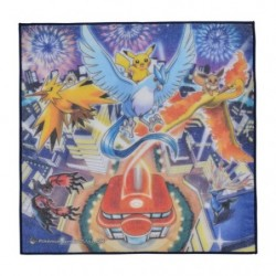 Serviette de Mains Pokemon Center DX japan plush