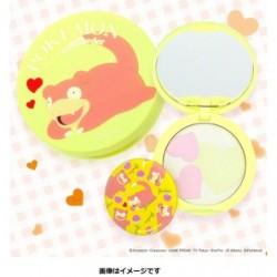 Pokemon Pressed Powder Ramoloss japan plush