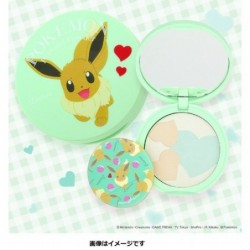 Pokemon Pressed Powder Eevee japan plush