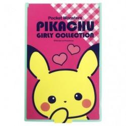 Mirror Girly Pikachu S japan plush