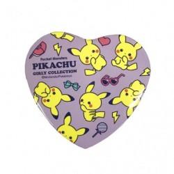 Badge Girly Pikachu japan plush