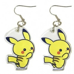 Earring Back Pikachu japan plush