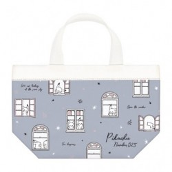 Cold Bag Pikachu number025 Window japan plush