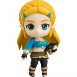 Nendoroid Zelda: Breath of the Wild Ver. The Legend of Zelda: Breath of the Wild japan plush