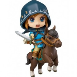 Nendoroid Link: Breath of the Wild Ver. DX Edition(Rerelease) The Legend of Zelda: Breath of the Wild japan plush