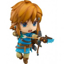 Nendoroid Link: Breath of the Wild Ver.(Rerelease) The Legend of Zelda: Breath of the Wild japan plush