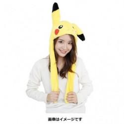 Bonnet Pikachu japan plush