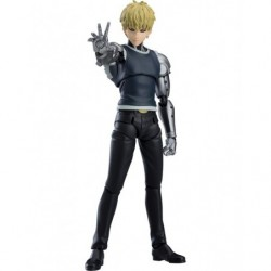 figma Genos ONE-PUNCH MAN japan plush