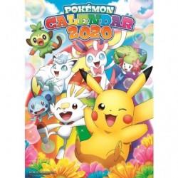 Pokémon Calendar 2020 japan plush