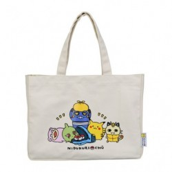 Tote bag 24 Jikan Pokémon Chu japan plush