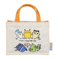Mini tote bag 24 Jikan Pokémon Chu japan plush