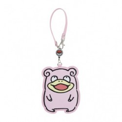 Pass Case Slowpoke 24 Jikan Pokémon Chu japan plush