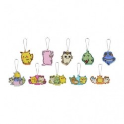 Acrylic charm 24 Jikan Pokémon Chu Box japan plush