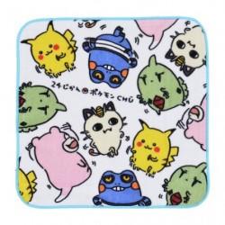 Hand towel 24 Jikan Pokémon Chu japan plush