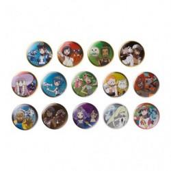 Badge Pokémon Alola A Box japan plush