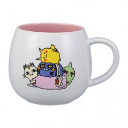 Mug 24 Jikan Pokémon Chu japan plush