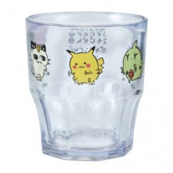 Plastic glass 24 Jikan Pokémon Chu
