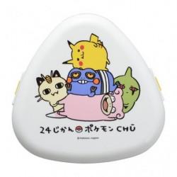 Onigiri case 24 Jikan Pokémon Chu japan plush