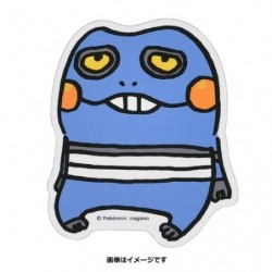 Sticker Croagunk 24 Jikan Pokémon Chu japan plush