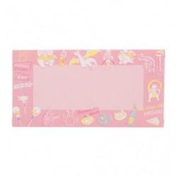 Enveloppe Pokemon diner pink japan plush