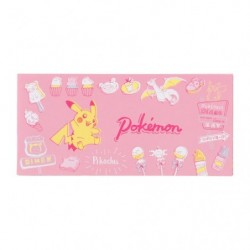 Petite note Pokemon diner pink japan plush