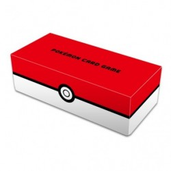 Pokémon Long Deck Case Pokéball japan plush