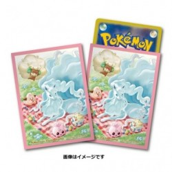 Pokemon Card Game Sleeves Outing Fairy japan plush