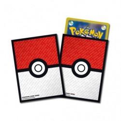 Pokemon Card Game Sleeves Pokéball japan plush
