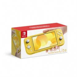 Nintendo Switch Lite Yellow japan plush