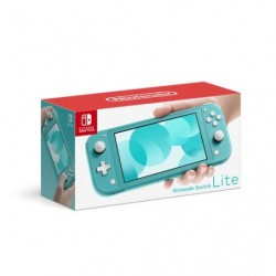 Nintendo Switch Lite Turquoise japan plush
