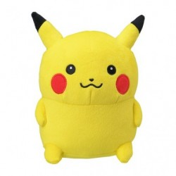 Plush Pikachu 24 Jikan Pokémon Chu japan plush