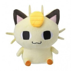 Plush Meowth 24 Jikan Pokémon Chu japan plush