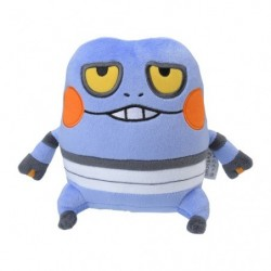 Plush Croagunk 24 Jikan Pokémon Chu  japan plush