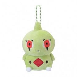 Peluche Porte-clés Embrylex 24 Jikan Pokémon Chu