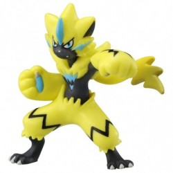 Figurine Moncolle MS-09 Zeraora japan plush