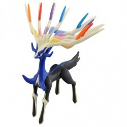 Figurine Moncolle ML-12 Xerneas japan plush