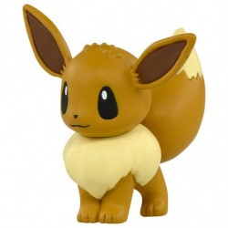 Figure Moncolle MS-02 Eevee japan plush