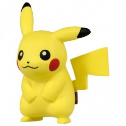 Figure Moncolle MS-01 Pikachu japan plush