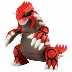 Figure Moncolle ML-03 Groudon japan plush