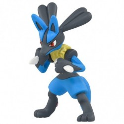Figurine Moncolle MS-10 Lucario japan plush